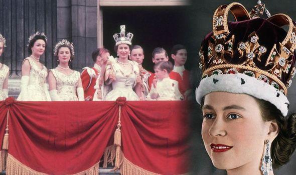 Queen coronation shock: The Queen