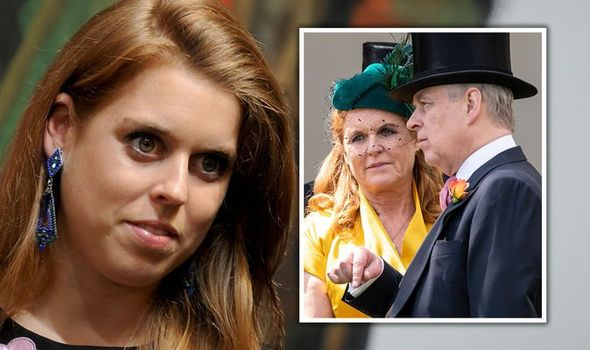 Royal family: Princess Beatrice revealed her learning disorder had made her feel not 'good enough'