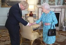 Royal news Queen Elizabeth II power address Boris Johnson coronavirus