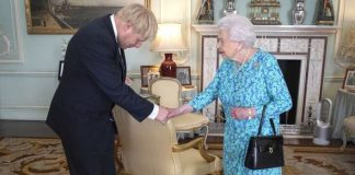 Royal news Queen Elizabeth II power address Boris Johnson coronavirus
