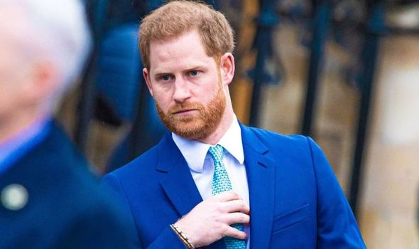 Royal news: New book claims Harry is struggling to settle to new life