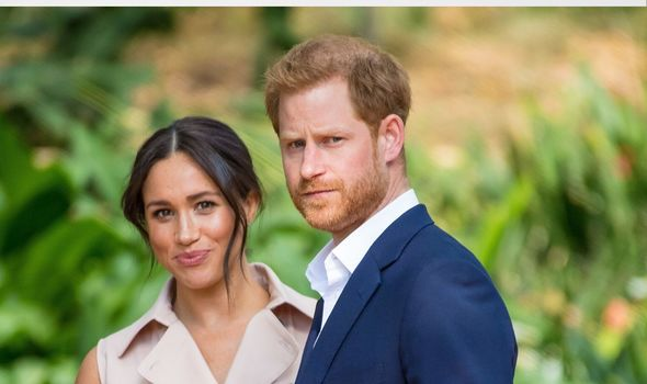 Royal news: Harry and Meghan have now settled in LA