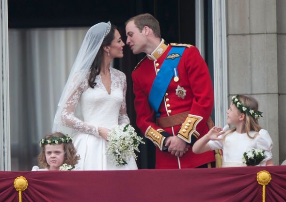 Royal wedding: Kate and William got married in 2011