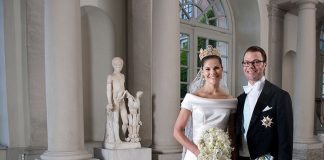 Crown Princess Victoria and Prince Daniel's royal romance in photos as they celebrate 10th wedding anniversary