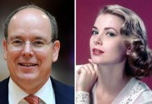 grace kelly prince albert monaco
