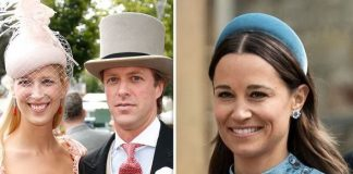 lady gabriella windsor pippa middleton