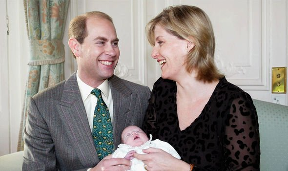 lady louise windsor prince andrew