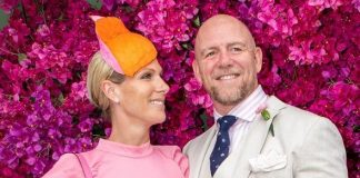mike tindall zara tindall nickname zara mike daughters lena mia tindall royal news
