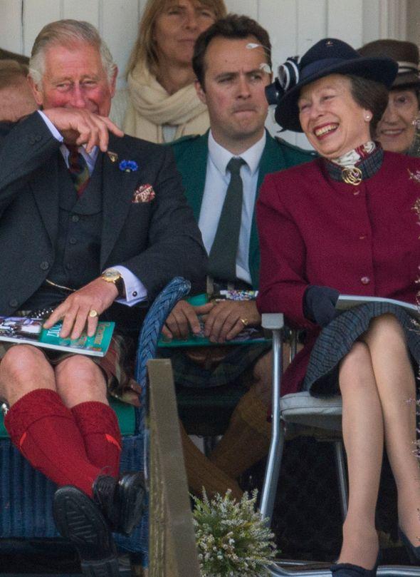 prince charles news princess anne royal family