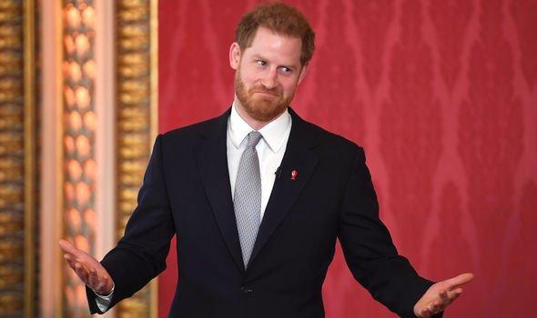 prince harry news duke of sussex latest