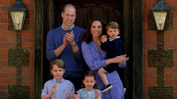 princess charlotte news royal family photo