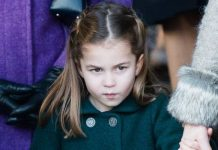 princess charlotte news royal family tradition