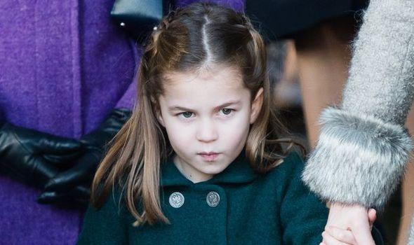 princess charlotte news royal family tradition