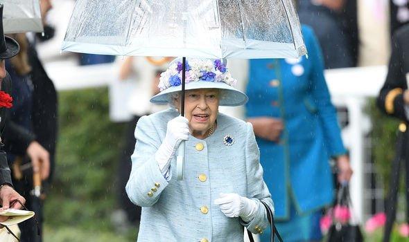 queen elizabeth ii royal ascot