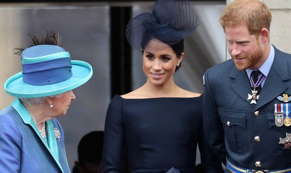 queen prince harry meghan markle US protests george floyd US protests riots latest