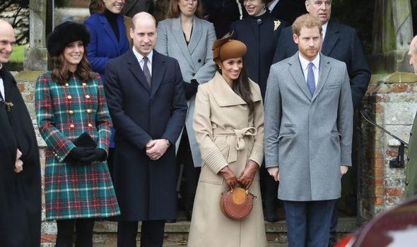 Royal title snub: Royal Family