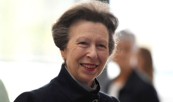 Royal titles: Princess Anne