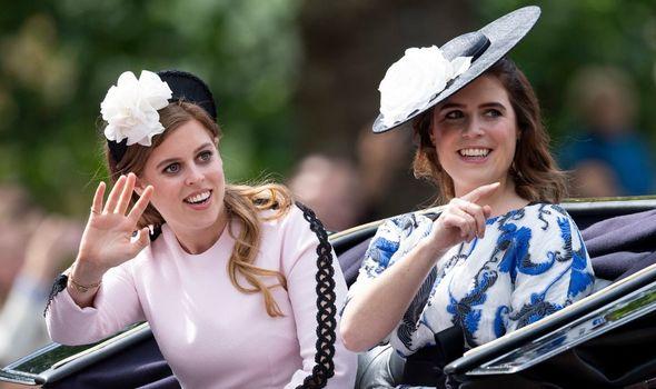 Royal titles: Princess Beatrice and Princess Eugenie