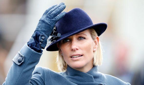 Royal titles: Zara Tindall