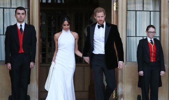 Royal titles: Meghan Markle and Prince Harry
