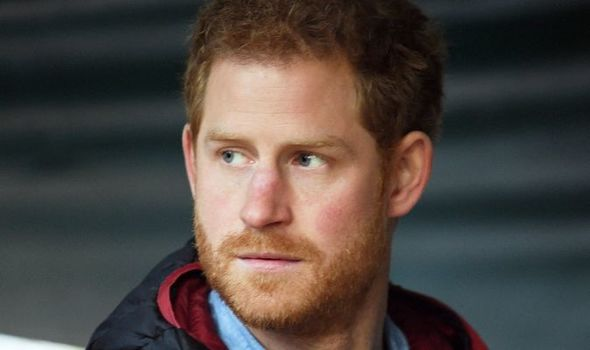 Prince Harry looks 'trapped' with Meghan Markle in 'awkward' meeting