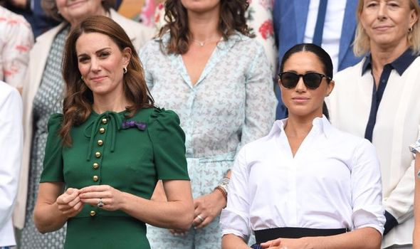The terrifying incident that began 'rift' between Meghan and Kate