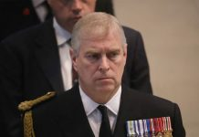 Prince Andrew news: