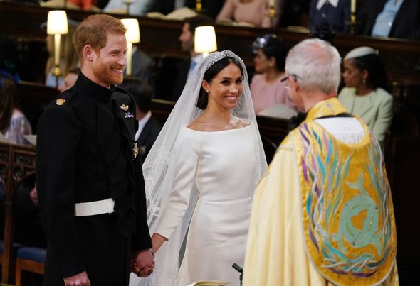 Karen from the Kingdom Choir said the Duke and Duchess of Sussex were very demanding