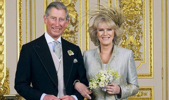 Royal Family news: Charles and Camilla wed in 2005