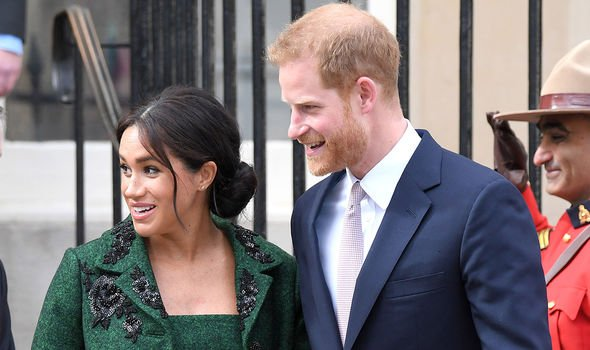 Meghan and Harry now live in LA, California