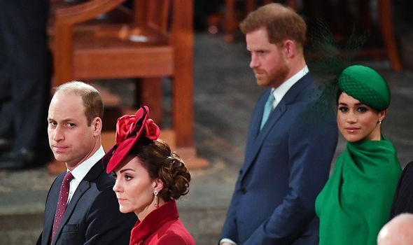 Harry and Meghan's last official joint royal engagement was attending the Commonwealth Day service in March