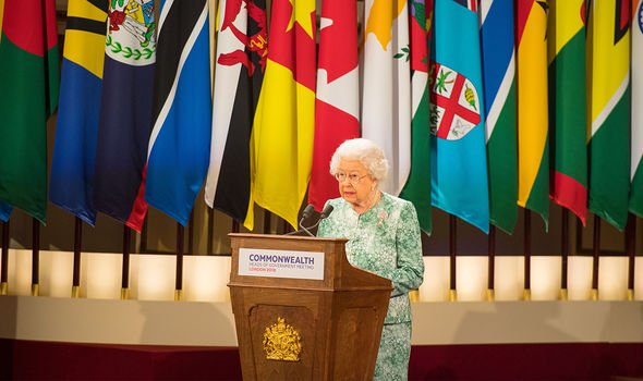 The Queen is thought to be incredibly proud of the Commonwealth