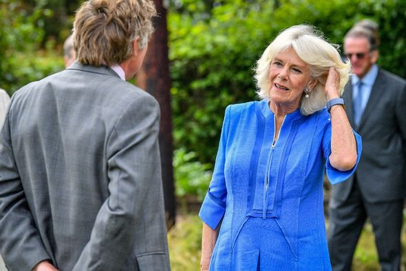 Camilla has worked hard both at her royal duties and at winning over the hearts and minds of Britain and the wider world