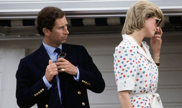 The Prince and Princess of Wales both started having affairs