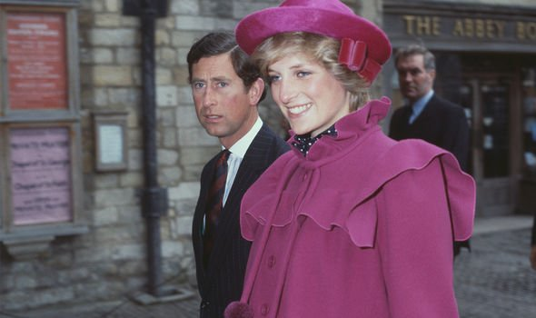 Charles and Diana's marriage crumbled during the first few years