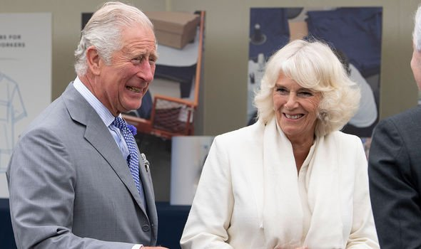 Charles and Camilla started to confide in one another in the Eighites