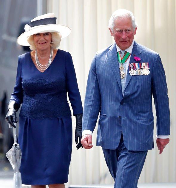 Camilla Duchess of Cornwall Prince Charles