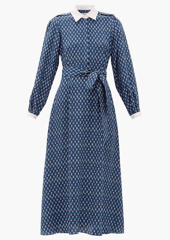 Kate Middleton Beulah dress