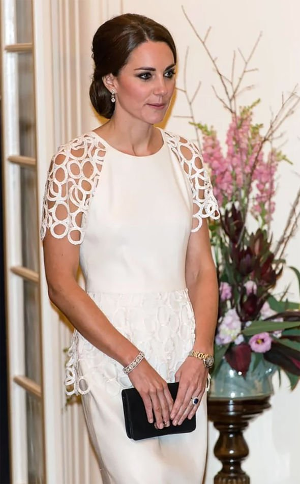 Kate Middleton: Duchess ring jewellery