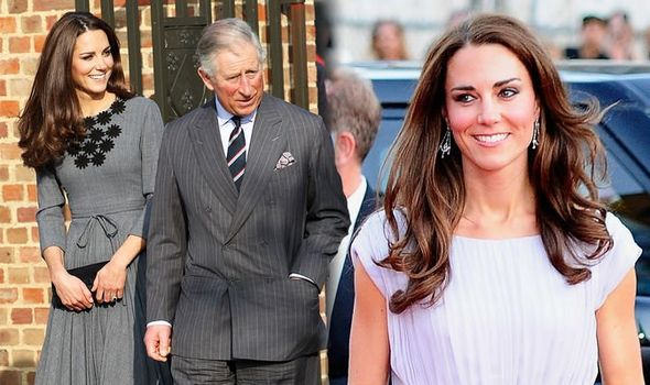 Kate Middleton: Prince Charles ring jewellery