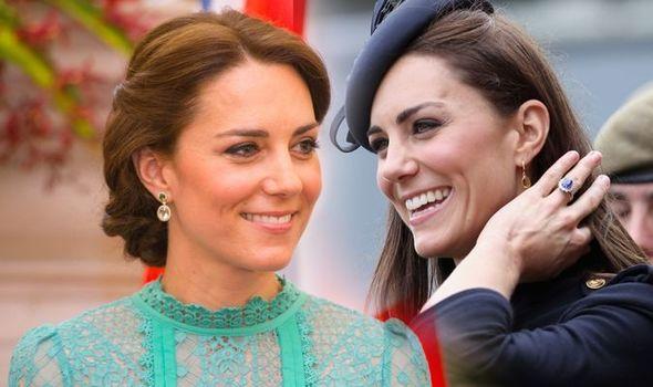Kate Middleton push present jewellery