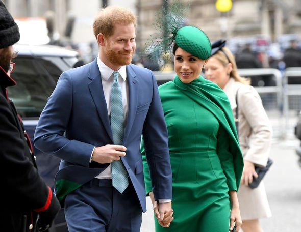Meghan Markle latest news: The pair have not visited the UK since March