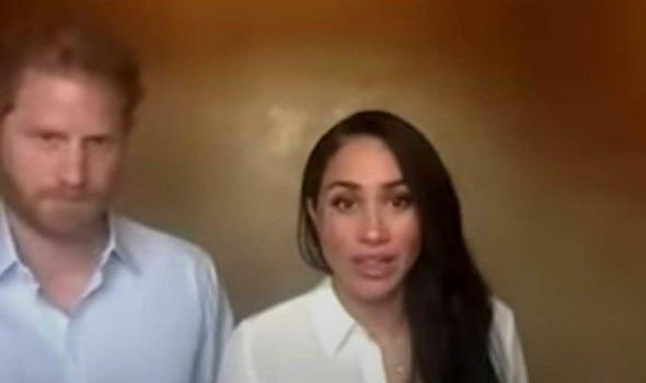 Meghan Markle news Girl Up Global Leadership Summit live stream speech video latest