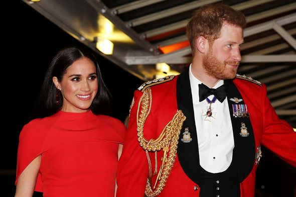 Prince Harry and Meghan Markle news