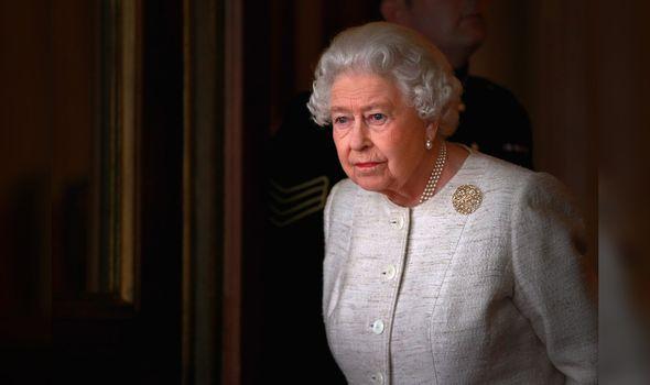Prince Harry heartbreak: Queen Elizabeth II
