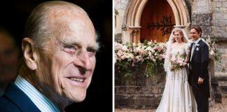 Prince Philip surprise