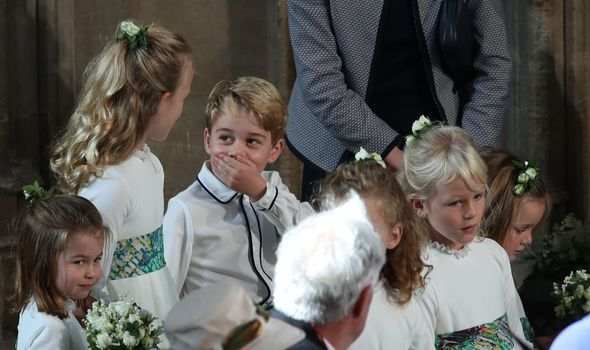 Prince William heartbreak: Prince George and Princess Charlotte with their cousins