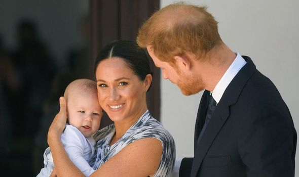 Prince William heartbreak: Meghan Markle and Prince Harry with baby Archie