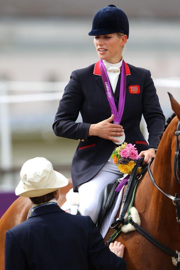 Princess Anne: Zara Tindall