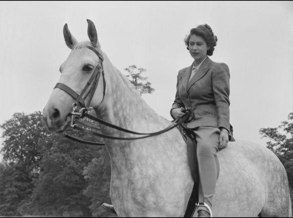 Princess Anne: Queen Elizabeth II